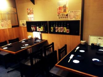 ぬる燗 三代目 加藤 田町店